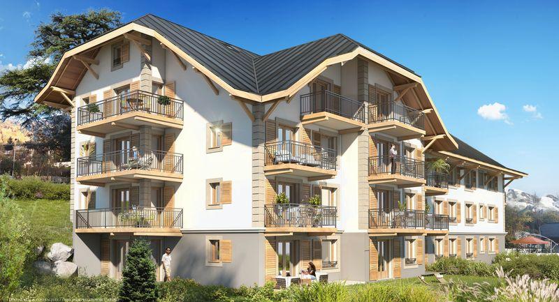 St Gervais - Le Balcon des Aravis (1 bed)