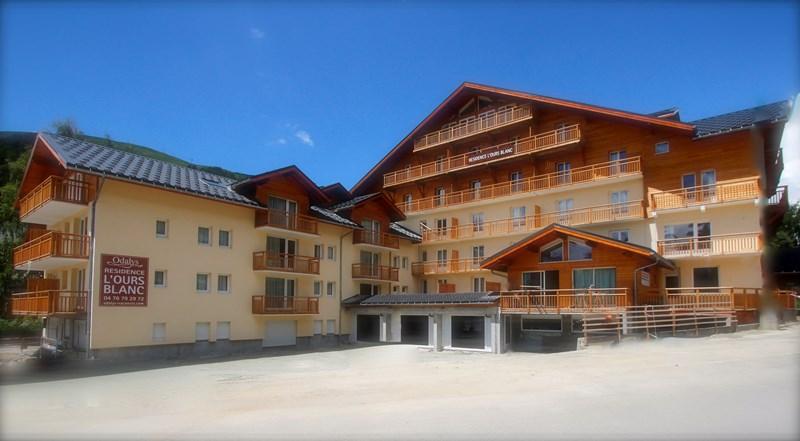 Les Deux Alpes - The White Bear (3 bed)