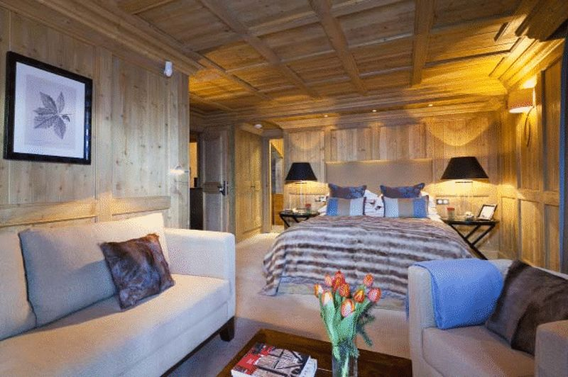 Courchevel - 4 bedroom Chalet