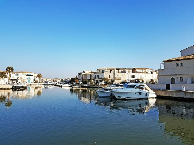 Aigues-Mortes - Marina Corail (2 to 4 beds)