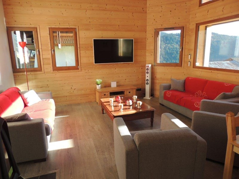 Les Gets - 4 Bedroom Chalet