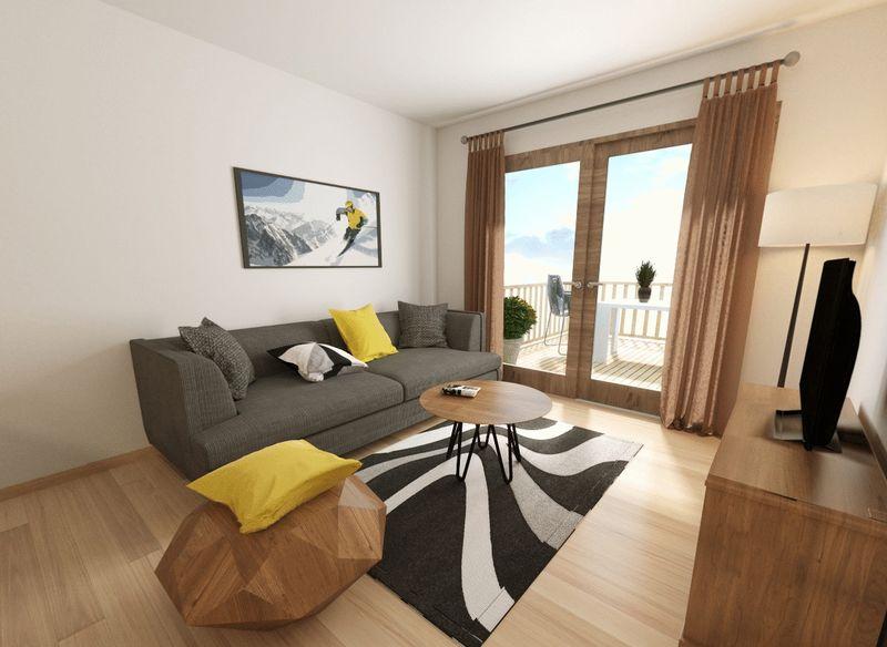 Combloux - Les Fermes du Mont Blanc (1 beds)