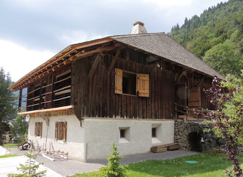 Morzine - Luxury renovated farmhouse
