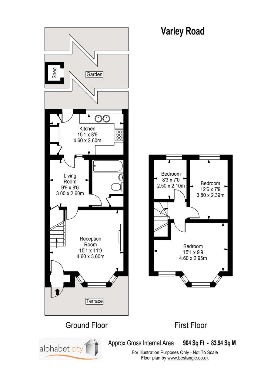 92 VARLEY ROAD - Floorplan