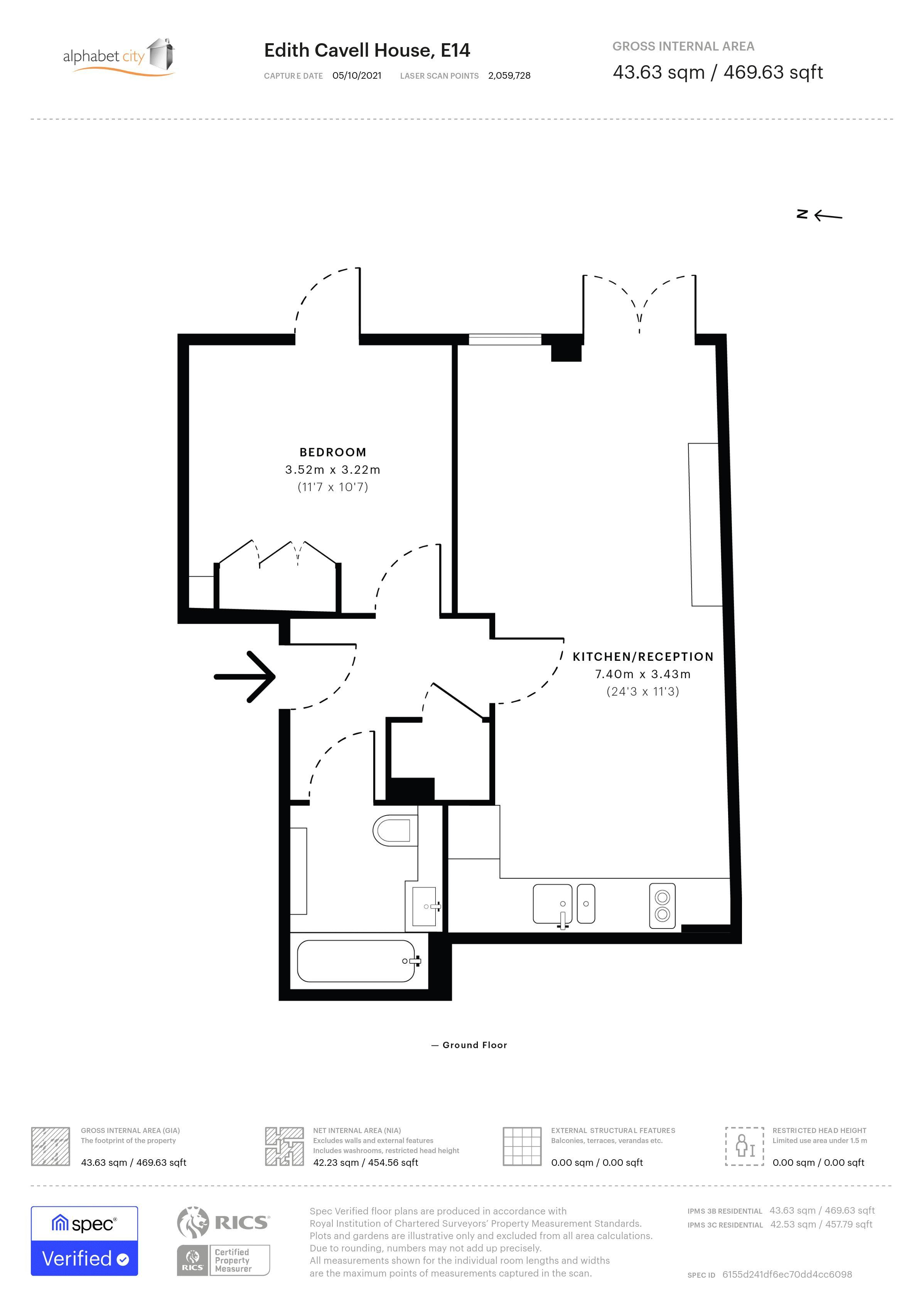 Floor Plan - EDITH2