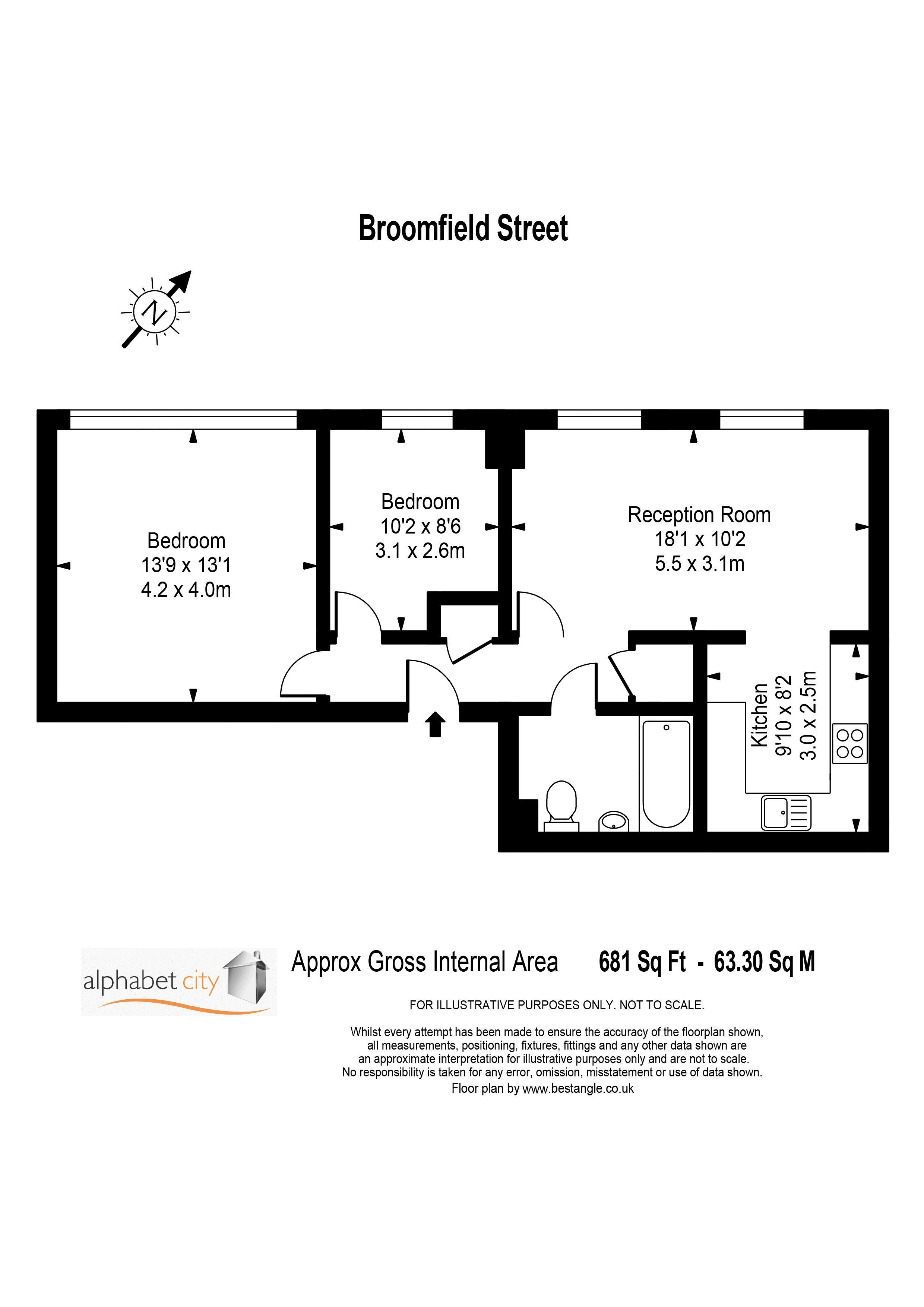 Broomfield Floorplan