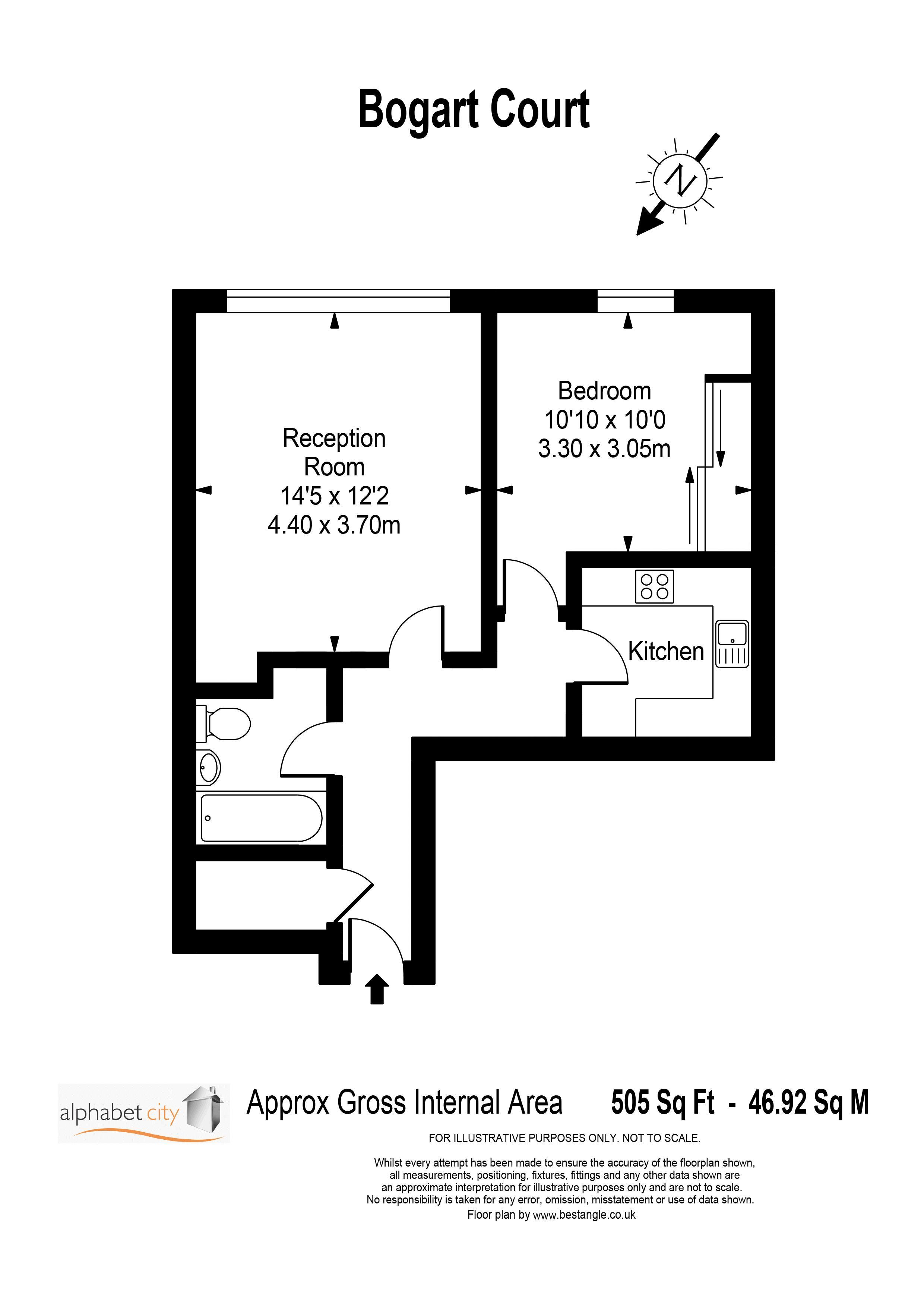 Bogart Court Floorplan