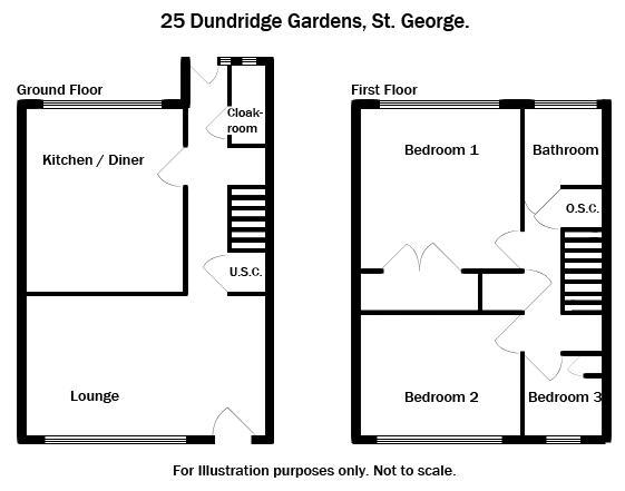 Dundridge Gardens St. George