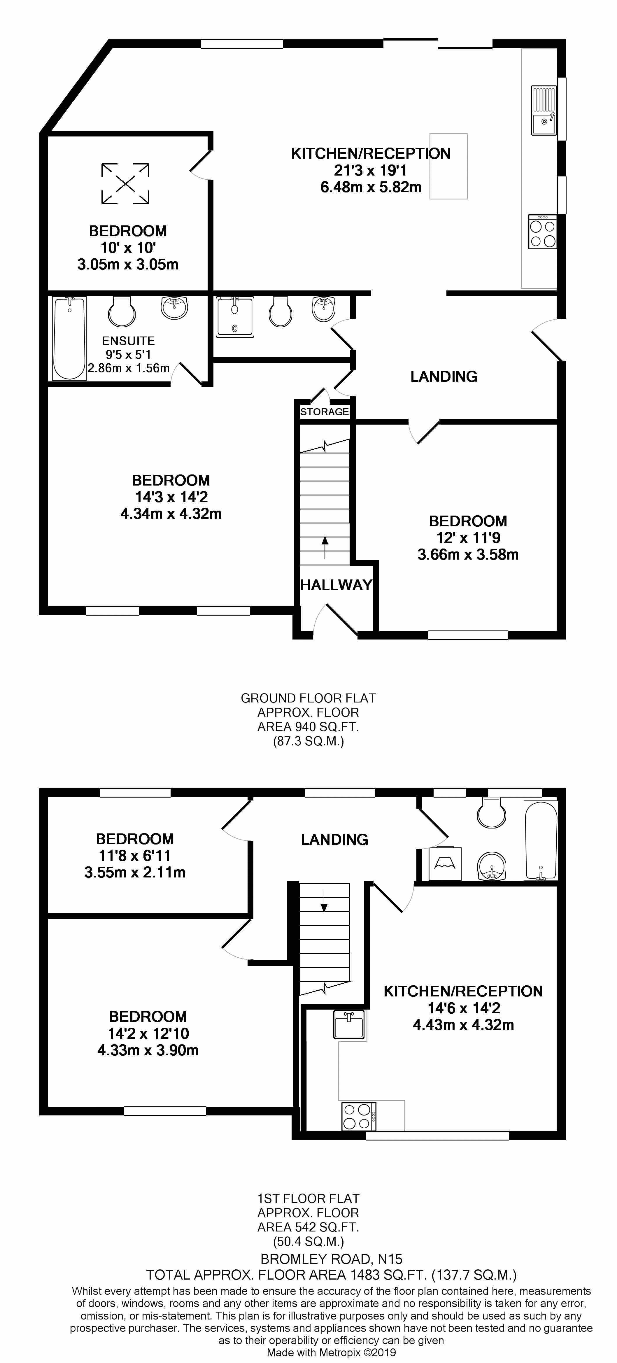 Bromley Floorplan