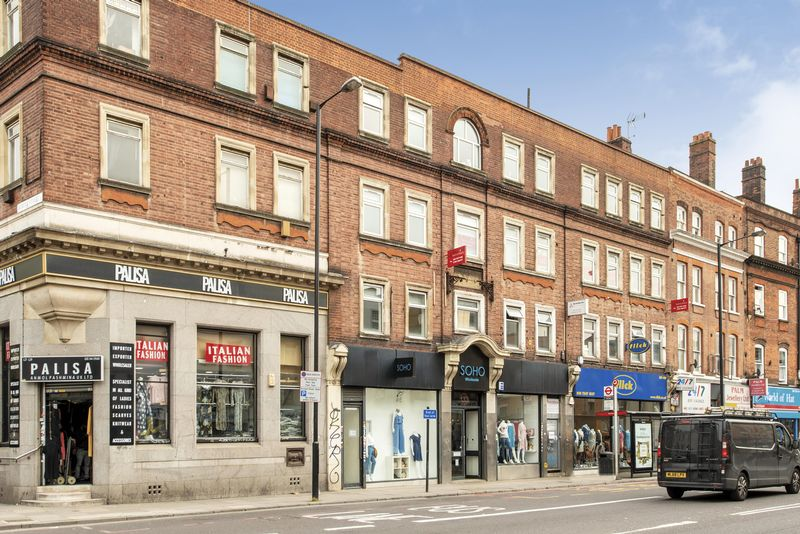 Commercial Road Whitechapel