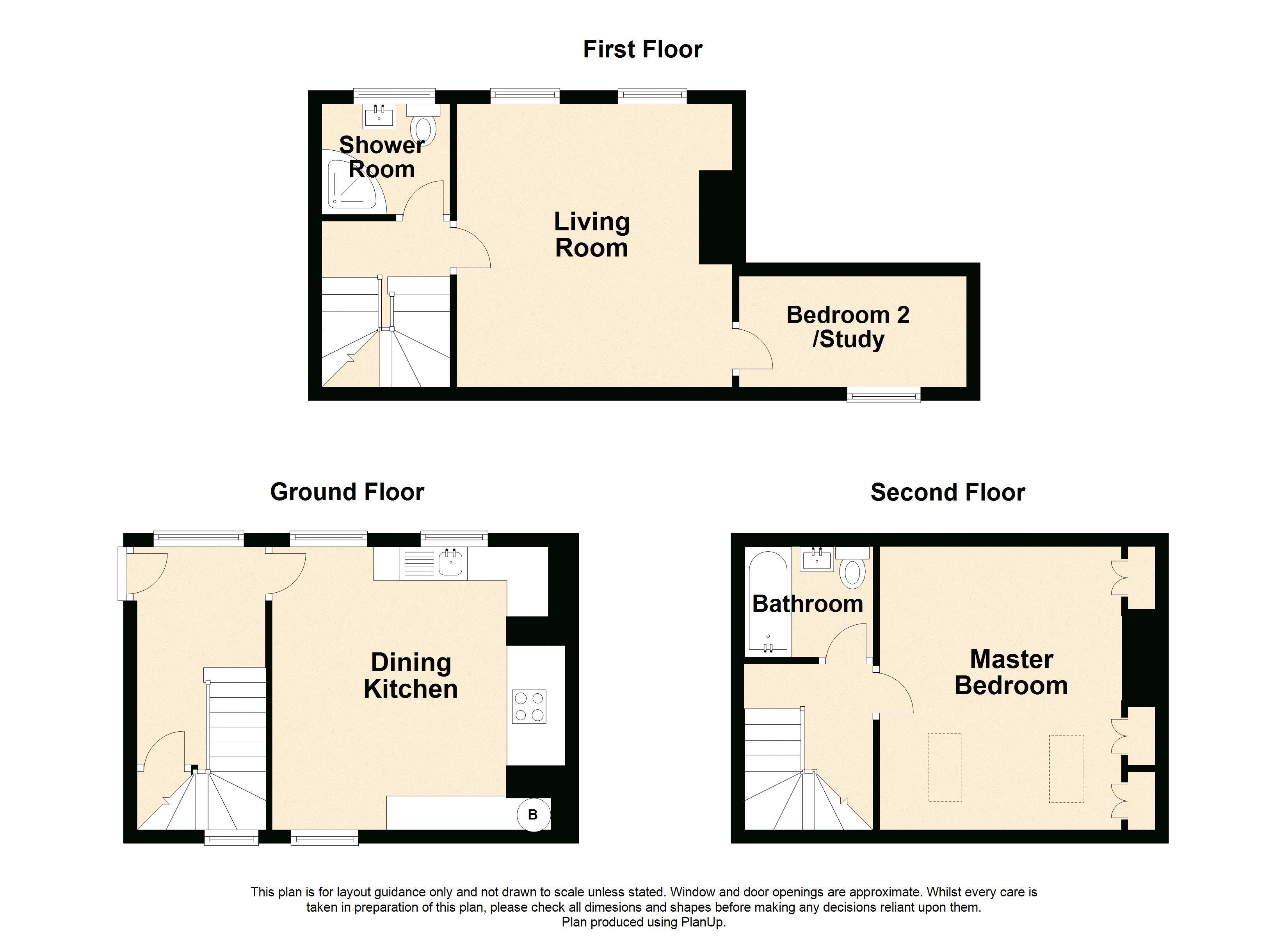 2 Dimensional Floor Plan