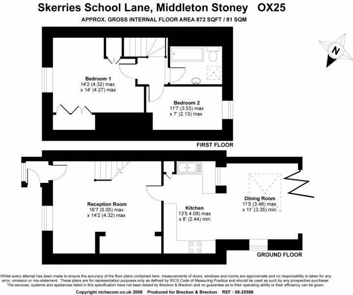 School Lane, Middleton Stoney