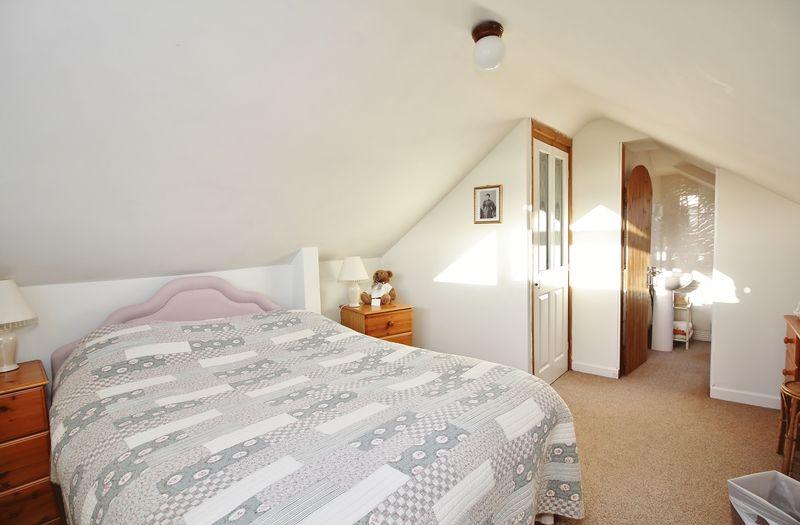 Bedroom Four With En Suite Bathroom