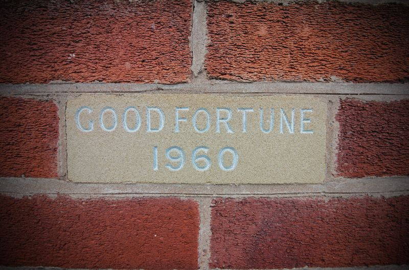 Good Fortune Brick