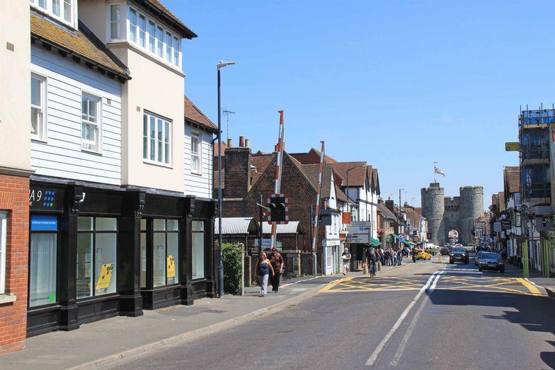 St Dunstans Street