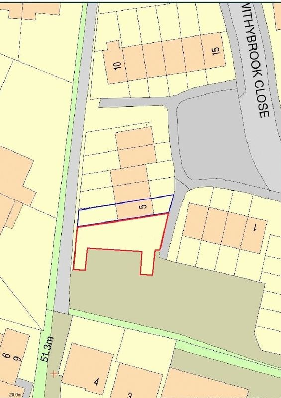 Withybrook Close Lower Bullingham