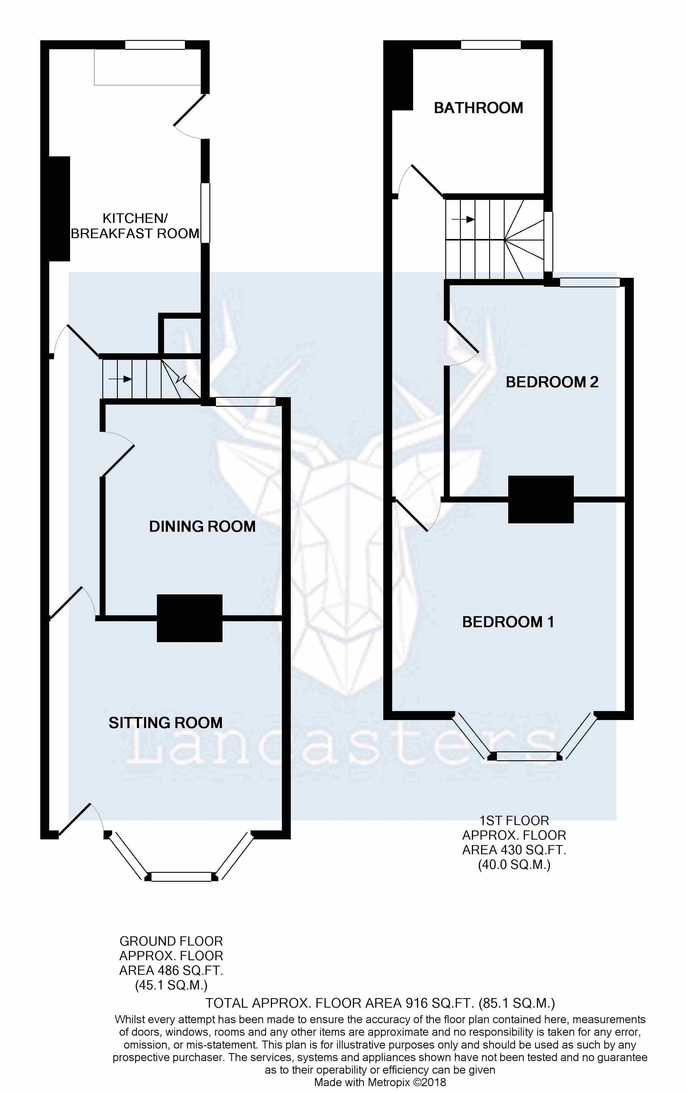 90 Pelham Floorplan