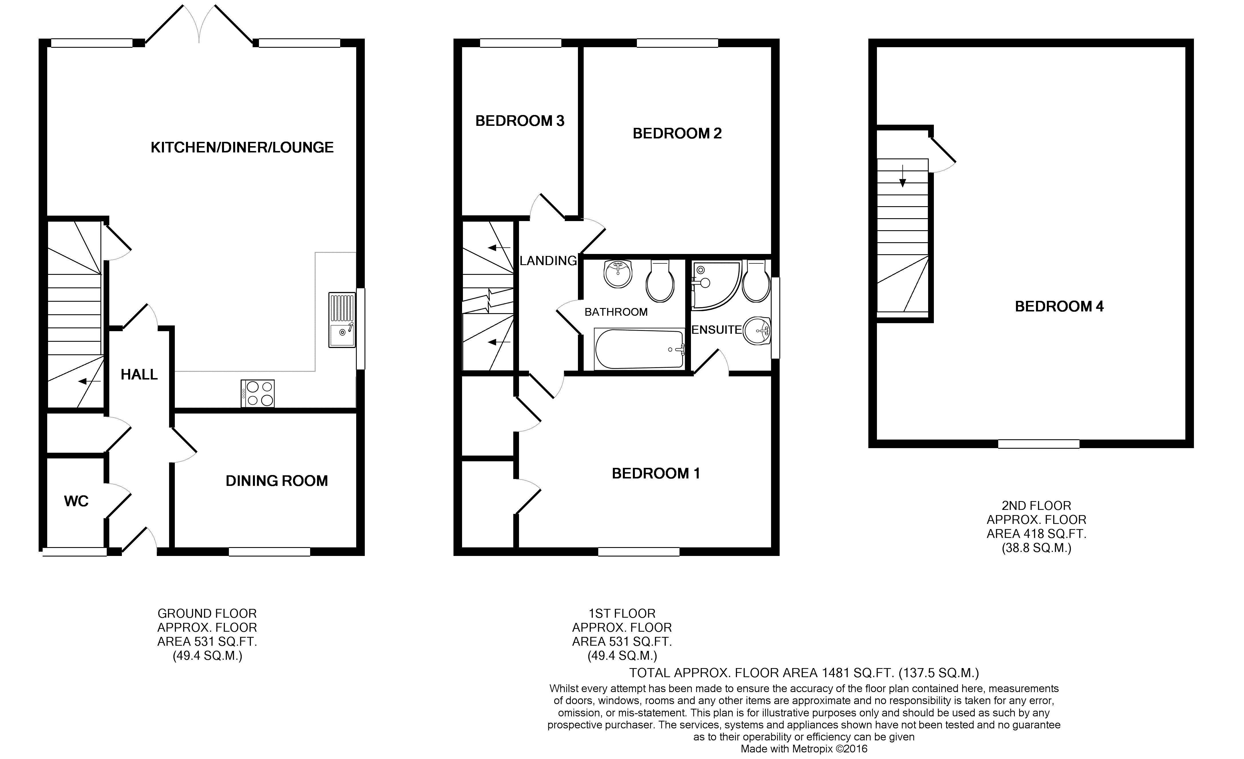 Houses 5 & 12