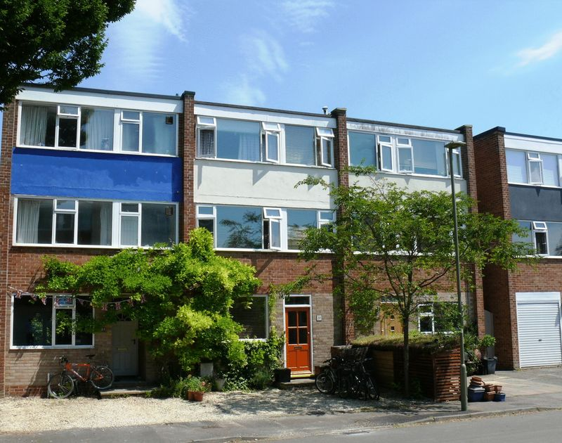 Rowland Close, Wolvercote