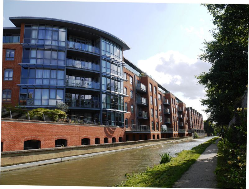 2 Bedrooms Property for sale in Foundry House, Jericho, Oxford
