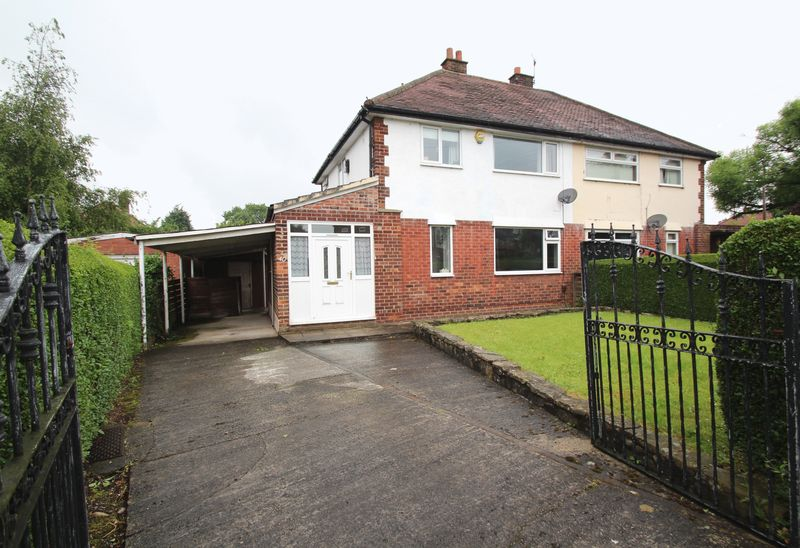 3 Bedrooms Property for sale in Cherry Tree Lane Romiley, Stockport