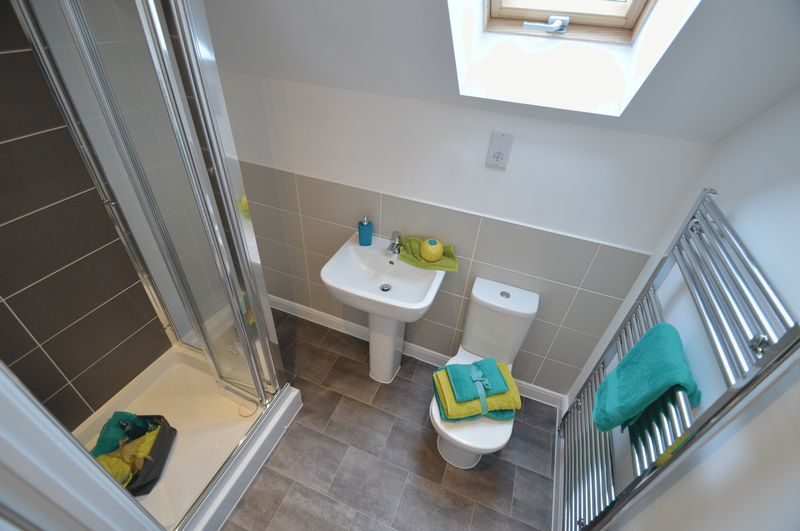 Colworth Showhome En Suite