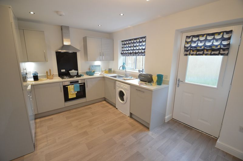 Colworth Showhome Kitchen
