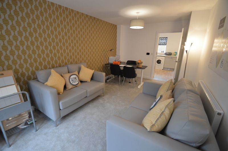 Colworth Showhome Lounge