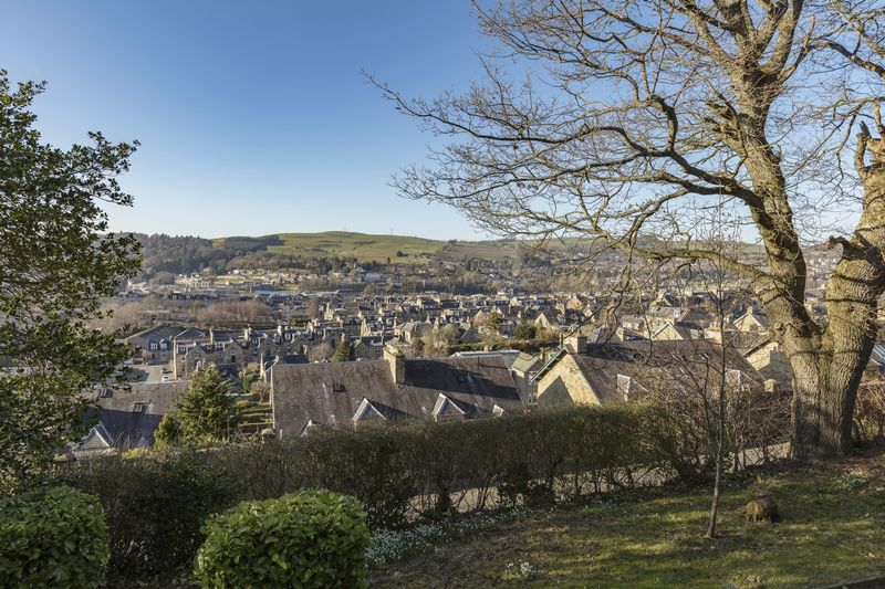 View over Hawick