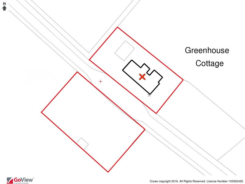 Plot of Greenhouse Cottage