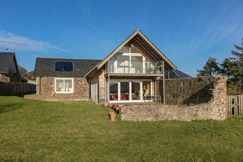 Huntshaw Cottage, Huntshaw, Earlston