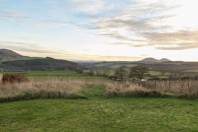 Huntshaw Cottage view