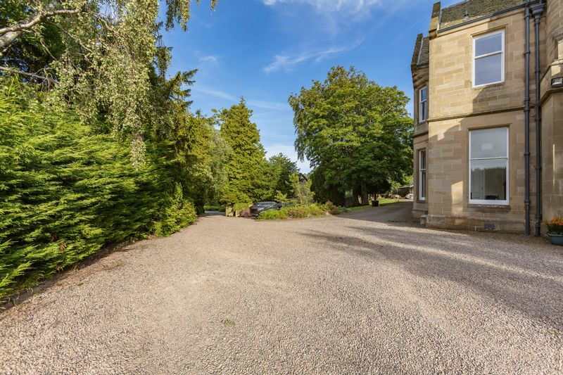 Balnakiel Driveway