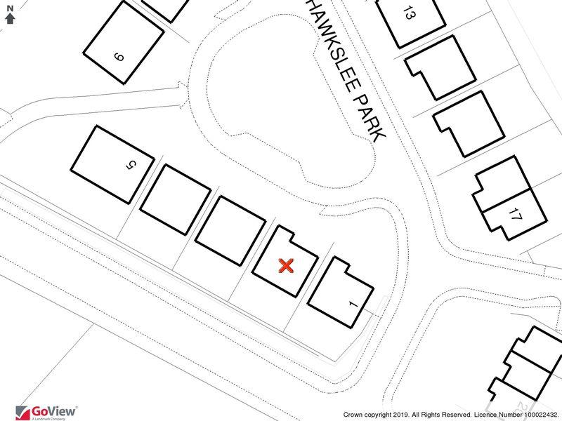 2 Hawkslee Park plot