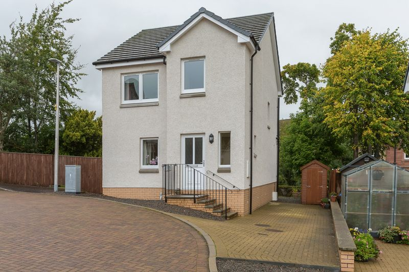 Hill View, Manse Court, Galashiels