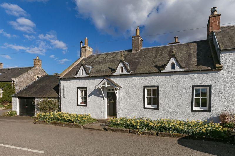 Easter Cottage, Lilliesleaf