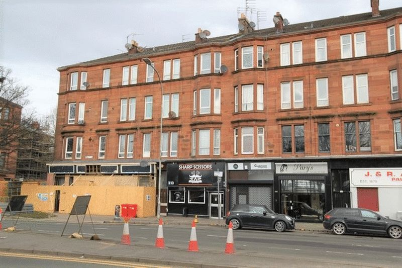 Dumbarton Road Partick