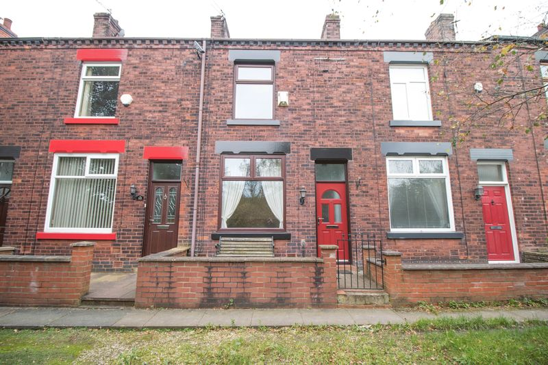 Albion Street Kearsley