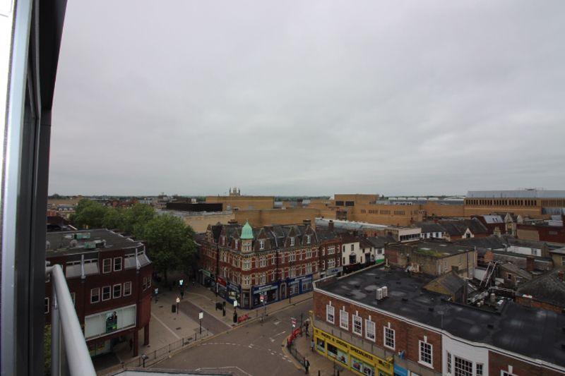 The Hereward Tower Broadway