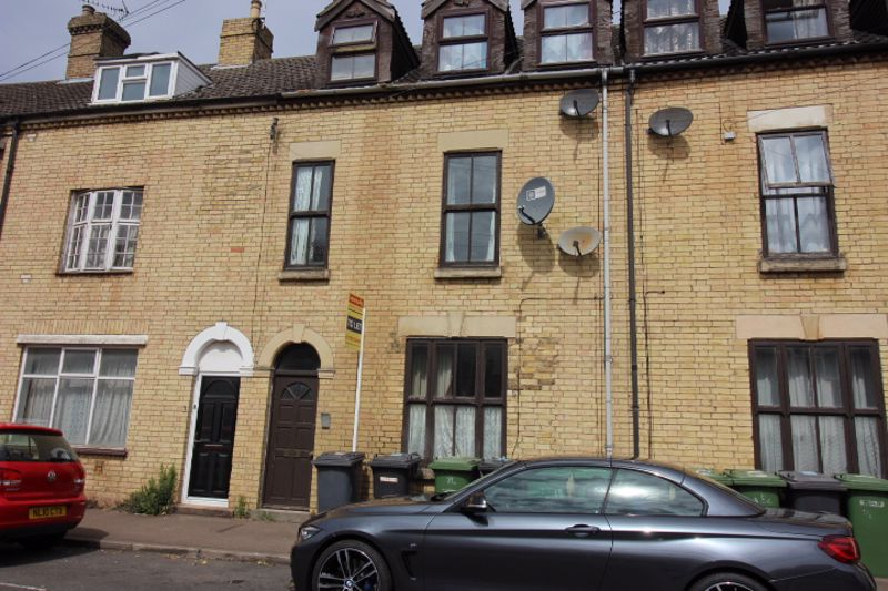St Marks Street