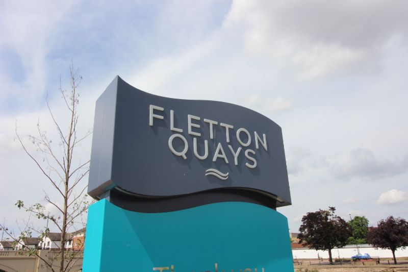 East Station Road Fletton Quays