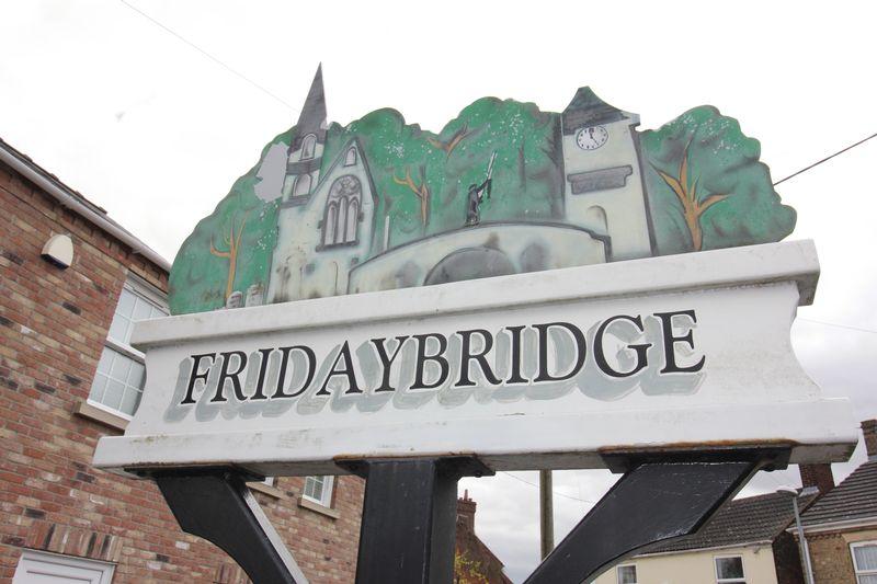 Well End Friday Bridge