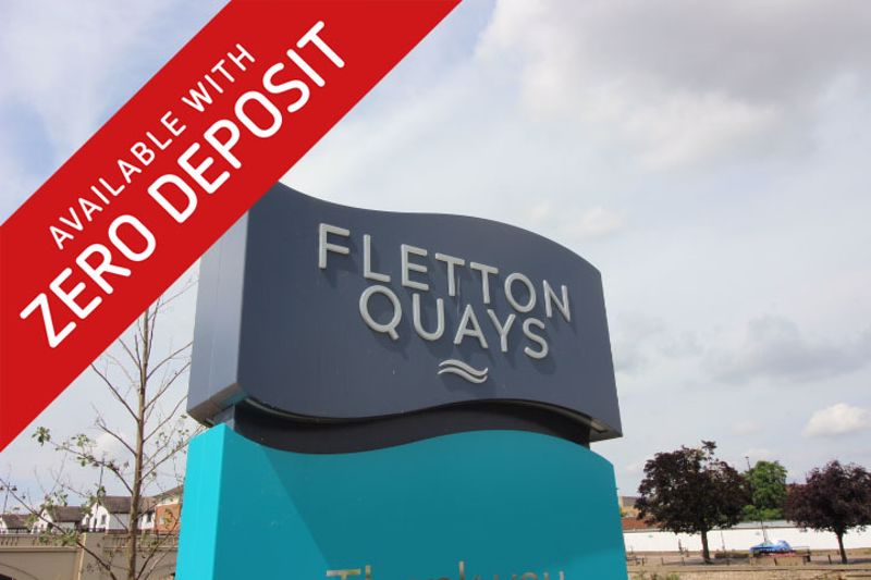 East Station Road Fletton Quays