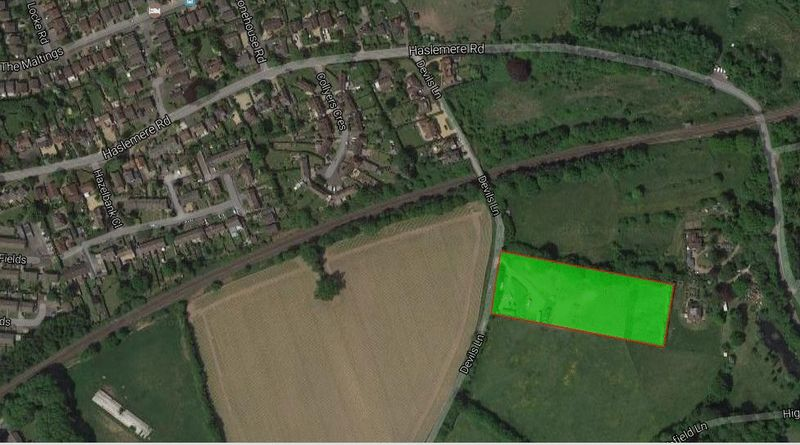Property for sale in Devils Lane, Liphook