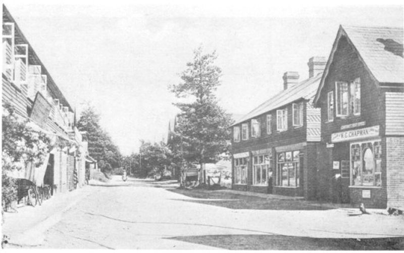Crossways Road Grayshott