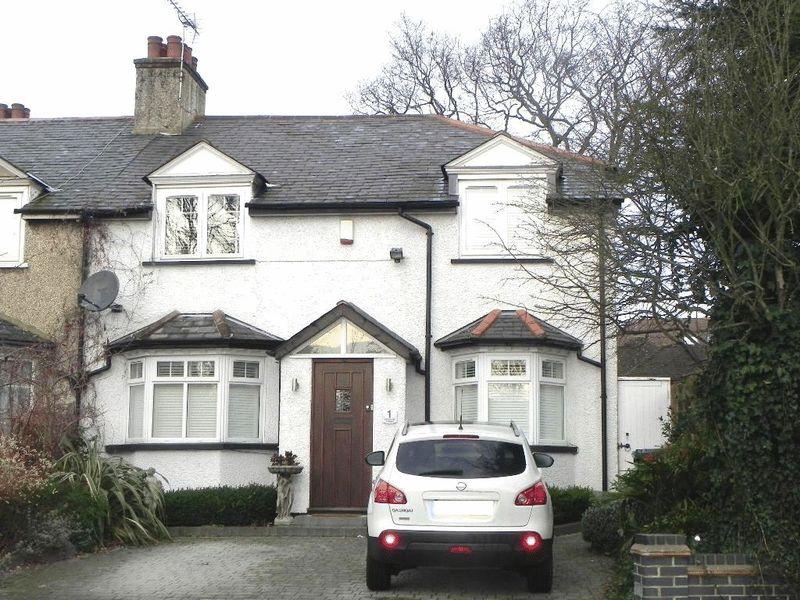 Marlborough Cottages Barnet Road