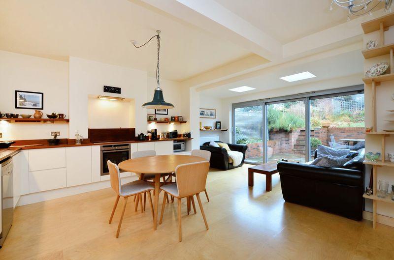 Fabulous Living Kitchen