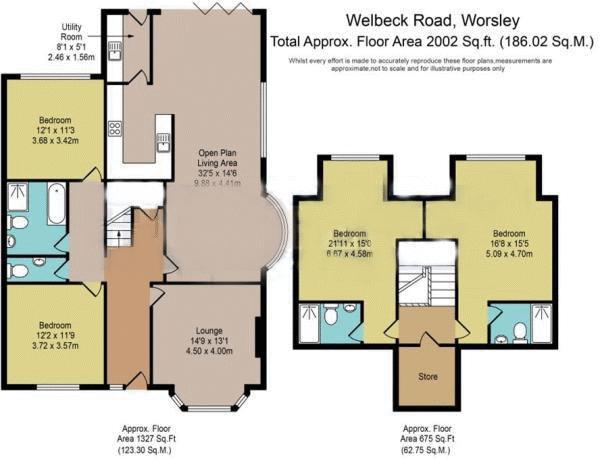 Welbeck Road Worsley