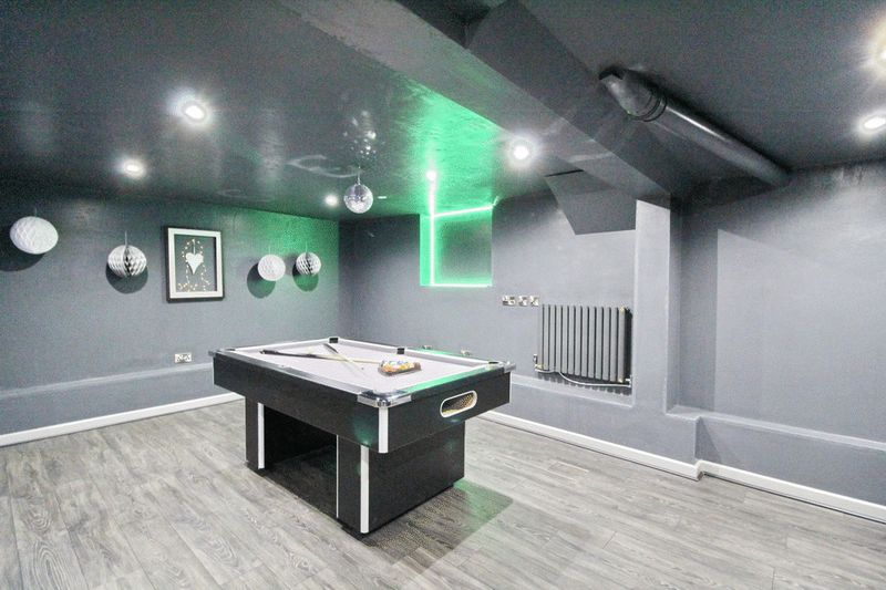 Pool Room - Basement
