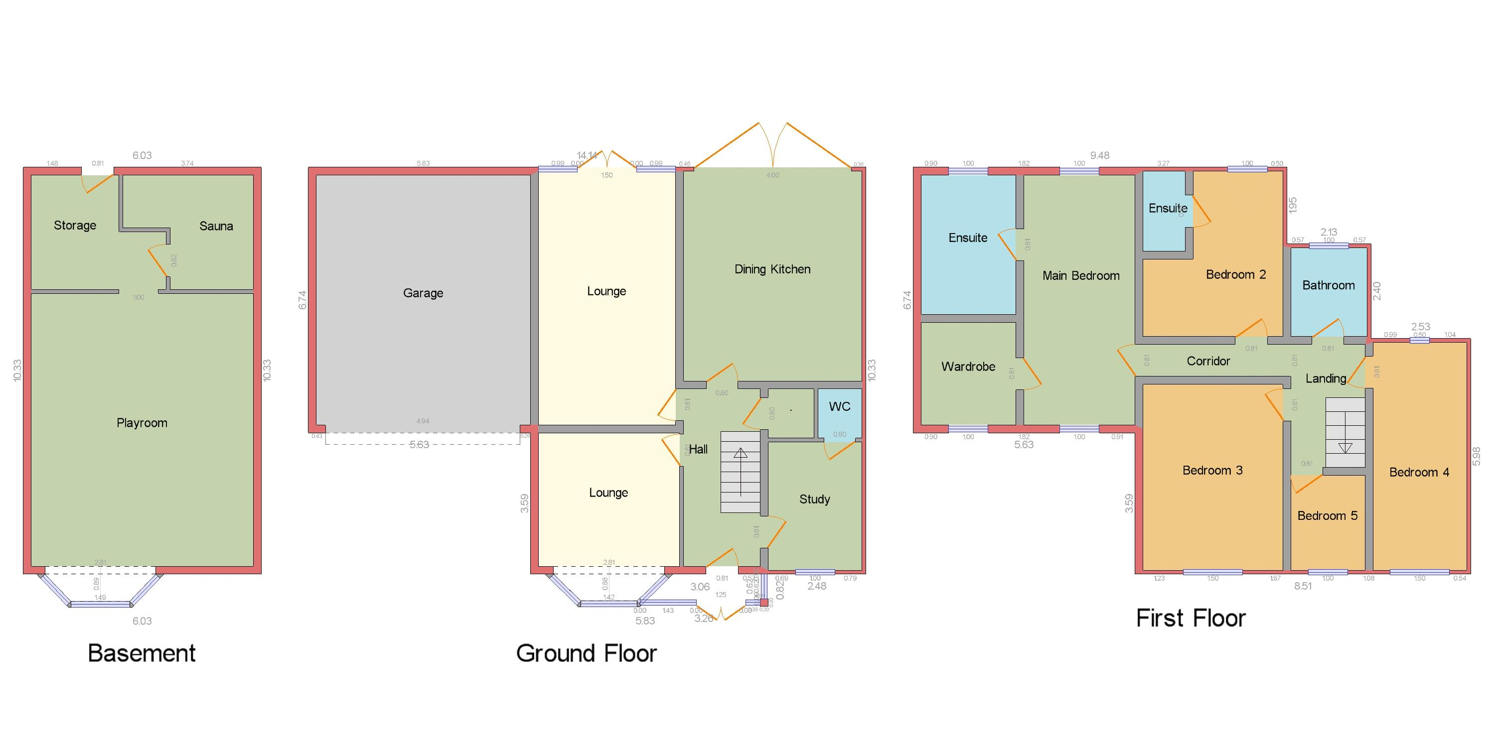 Wright Patterson Afb Housing Floor Plans